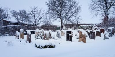 A Guide to Planning a Winter Funeral, Cincinnati, Ohio