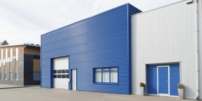 4 Tips for Buying a Warehouse Garage Door, Cincinnati, Ohio