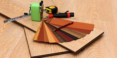 How the Most Common Types of Hardwood Floors Differ, Green, Ohio