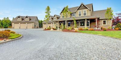 5 Popular Uses for Gravel, Butler, Kentucky