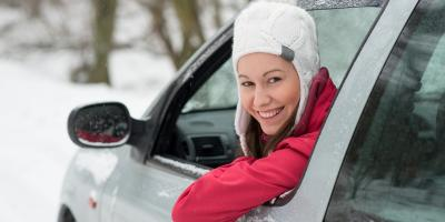 3 Tips for Driving Safely in Winter Weather, Cincinnati, Ohio