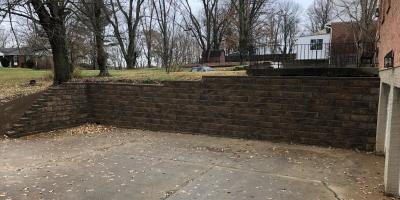 5 Benefits of Stone Retaining Walls, Cincinnati, Ohio