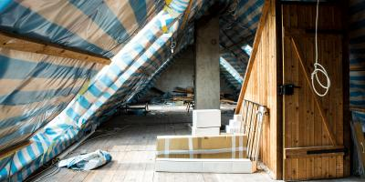 How Cellulose Attic Insulation Can Help Your Home, Fairfield, Ohio