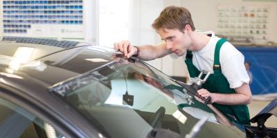 How to Choose an Auto Glass Repair Shop, Cincinnati, Ohio