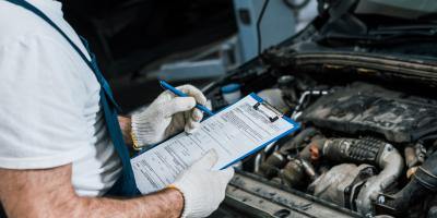 Benefits of a Used Car Inspection, Green, Ohio