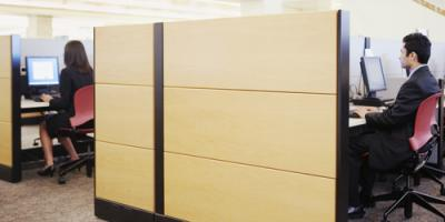 3 Reasons Your Cleaning Service Should Sanitize the Cubicle Walls, Norwood, Ohio