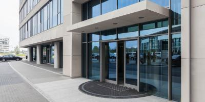 3 Reasons to Upgrade Your Commercial Doors, Springdale, Ohio