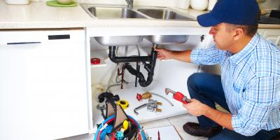 Should You Use a Chemical Drain Cleaning Solution?, Hooven, Ohio