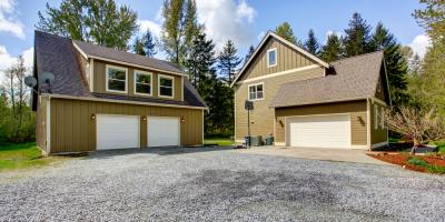 Top 3 Driveway Gravel Options for Your Home, Eagle, Ohio