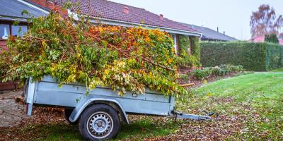 3 Ways Dump Trailers Will Simplify Yard Work This Fall, West Chester, Ohio