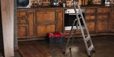 How to Select a Ladder for Home Improvement, Cincinnati, Ohio