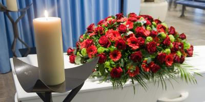 5 Types of Funeral Flowers & Their Meanings, Evendale, Ohio