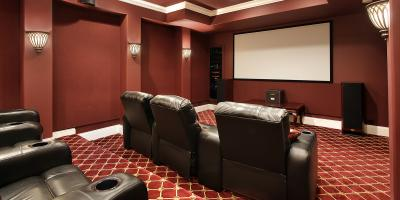 3 Types of Speakers for Your Home Theater, Montgomery, Ohio