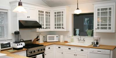 3 Tips for Using Glass-Front Cabinets, Norwood, Ohio