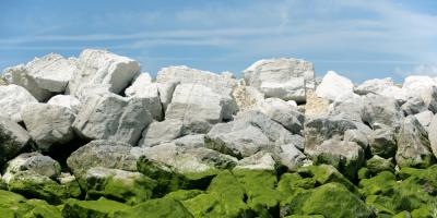 How Limestone Riprap Protects Your Property, Eagle, Ohio