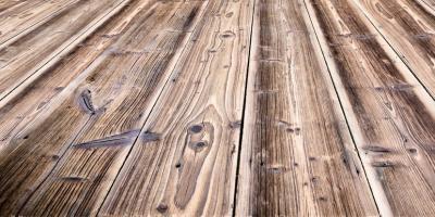 Cincinnati Lumber Suppliers Explain How to Distress Wood, Norwood, Ohio