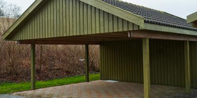 5 Considerations When Building a Carport, Norwood, Ohio