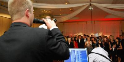 Why You Should Have an MC at Your Wedding, Reading, Ohio