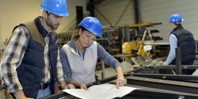 How to Optimize Metal Fabrication Operations, Central Jefferson, Kentucky