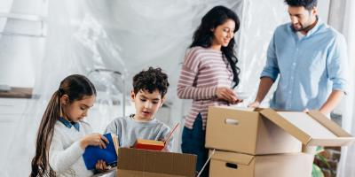 The Dos & Don'ts of Moving With Small Children, Cincinnati, Ohio