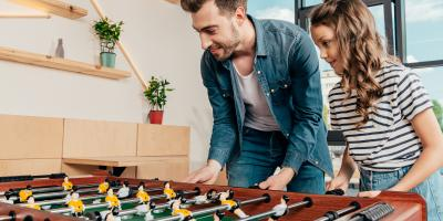 3 Ways to Successfully Move a Game Room, Cincinnati, Ohio