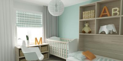 3 Tips to Help Choose the Perfect Nursery Color, Greenhills, Ohio