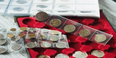 A Guide to Preserving Coins, Groesbeck, Ohio