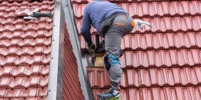 Here's Why You Should Hire a Roofing Contractor to Handle Your Roof Repair, Cincinnati, Ohio