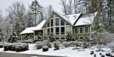 Top 4 Roofing Problems You Might Experience In Winter, Cincinnati, Ohio