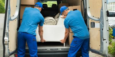 3 Tips to Safely Pack Your Belongings on a Moving Truck, Green, Ohio