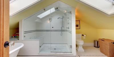 A Guide to the Different Types of Shower Surrounds, Cincinnati, Ohio