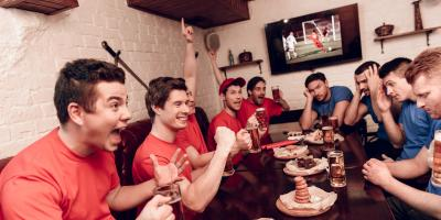 5 Reasons to Watch the Game at a Sports Bar, Cincinnati, Ohio
