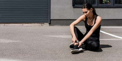 3 Steps to Take Immediately After an Ankle Injury, Cincinnati, Ohio