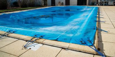 4 Ways to Keep Animals Off Your Swimming Pool Cover, Cincinnati, Ohio