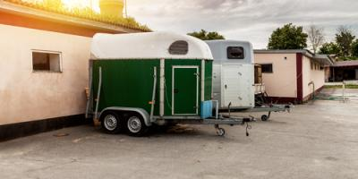 What Are Enclosed Utility Trailers?, Sharonville, Ohio