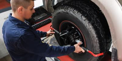 Why a Proper Wheel Alignment Is Important, Cincinnati, Ohio