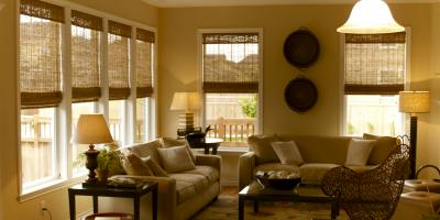 A Guide to Window Shades vs. Blinds, Mack, Ohio