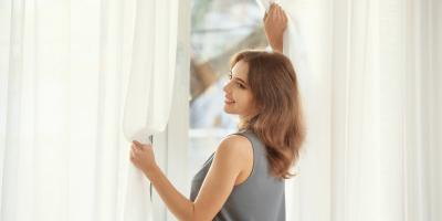 The Do's & Don'ts of Hanging Curtains Properly, Cincinnati, Ohio