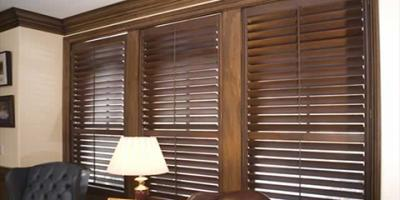 Top 4 Benefits of Wood Blinds, Mack, Ohio