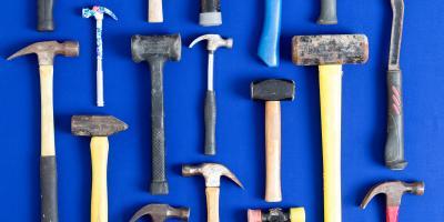 4 Common Types of Hammers & Their Uses, Cincinnati, Ohio