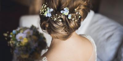 Wedding Themes & Bridal Hairstyles to Complement Them, Anderson, Ohio
