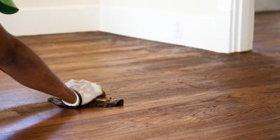 3 Signs You Need a Hardwood Floor Refinish, Green, Ohio
