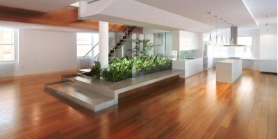 When Is the Best Time to Refinish Hardwood Floors?, Green, Ohio