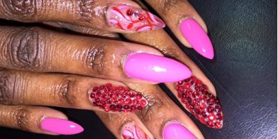 Make a Glamorous Statement With Nail Art Designs, Montgomery, Ohio