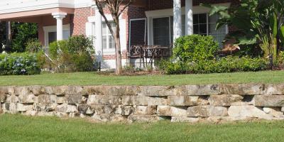 FAQ About Retaining Walls, Taylor Creek, Ohio
