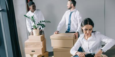 How to Let Your Team Know About an Office Move, Cincinnati, Ohio