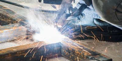 4 Benefits of Choosing Steel for Fabrication Projects, Wyoming, Ohio