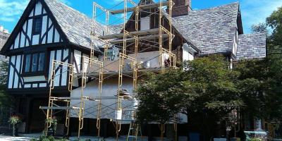 4 Benefits of Stucco for Homes, Colerain, Ohio