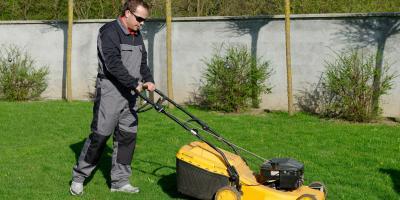 4 Signs Your Lawn Mower Needs Repairs, Cincinnati, Ohio
