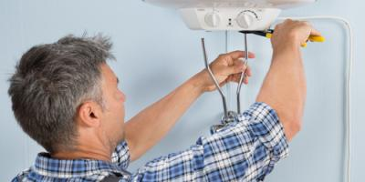 A Quick Guide to Inspecting Your Water Heater, Cincinnati, Ohio
